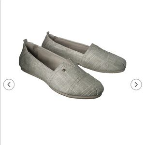 Mad Love Gray Loafers